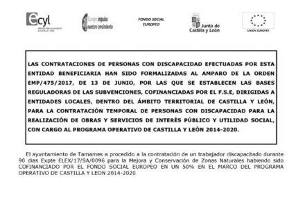 Información ayuntamiento de tamames