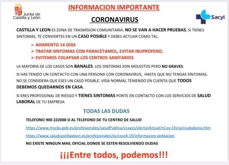 Información importante 2